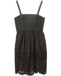 Isabel Marant 'Serena' Dress - Lyst
