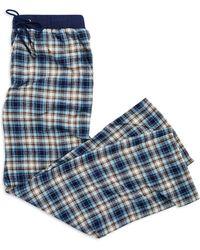 Ugg Plaid Sleep Pants - Lyst