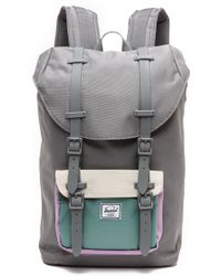 Herschel Supply Co. Little America Mid Backpack   - Lyst