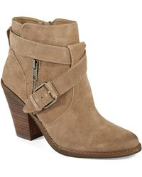 Dv By Dolce Vita Conary Ankle Booties - Lyst