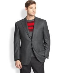 Canali Cashmere Sportcoat - Lyst