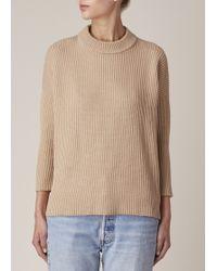 Shaina Mote | Camel Juno Sweater | Lyst