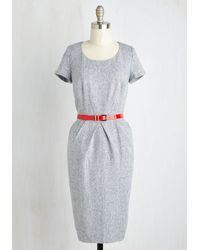 ModCloth | Professional Prowess Dress | Lyst