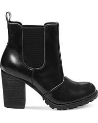 Madden Girl Anarchhy Booties - Lyst