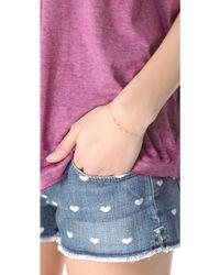 Kristen Elspeth - Triple Oval Bracelet - Lyst