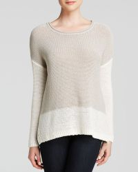 Joie Sweater - Nyota Color Block - Lyst