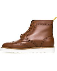 Wesc The Bo Brogue Boot - Lyst
