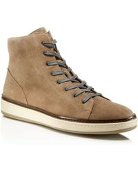 To Boot - To Boot Cam Side Zip Trainers - Lyst