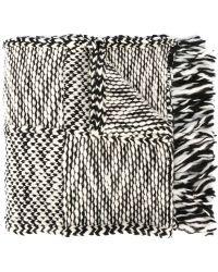 Lala Berlin - Chunky Knit Scarf - Lyst