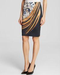 Clover Canyon Skirt - Corrida De Toros Pencil - Lyst