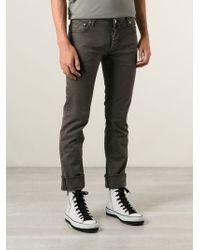 Jacob Cohen Slim Fit Jeans - Lyst