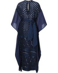 Mame - Belted Kimono Dress - Lyst