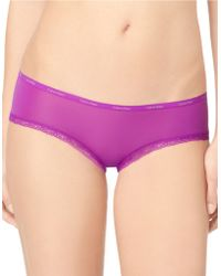 Calvin Klein Bottoms Up Hipster Panty - Lyst