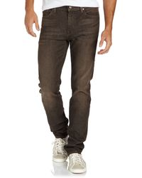 7 For All Mankind Slimmy-Cut King River-Canyon-Wash Jeans - Lyst