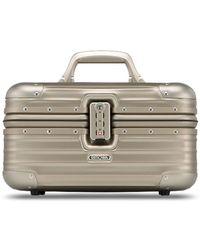 Rimowa - Topas Titanium (silver) Beauty Case - Lyst