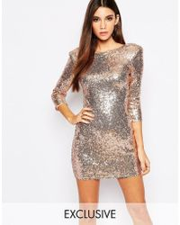 Gold Sequin Mini Dresses  Shop Women&39s Gold Sequin Mini Dresses ...