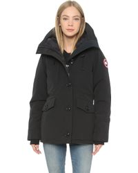 Canada Goose kids outlet 2016 - Shop Women's Canada Goose Coats from ��396 | Lyst