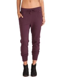 True Religion Banded Skinny Pant - Lyst