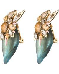Alexis Bittar Desert Jasmine Petal Clip Earring - Lyst