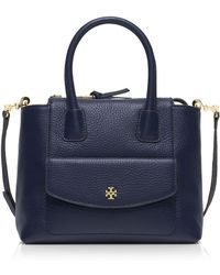 Tory Burch Emerson Small Tote - Lyst