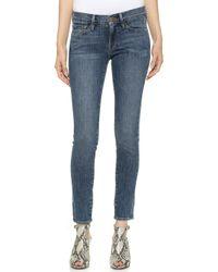 Frame Denim Le Skinny De Jeans - Lyst