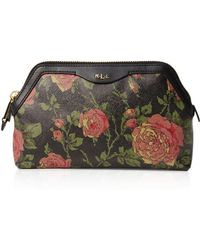 Pink Pony - Lauren Roseberry Cosmetic Pouch - Lyst