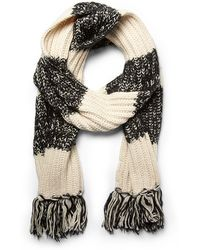 Forever 21 - Marled Rugby Striped Scarf - Lyst