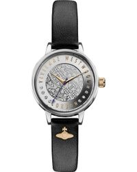 Vivienne Westwood Orb London Stainless Steel Watch - Lyst