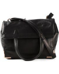 Alexander Wang Prisma Fold-Over Shoulder Bag - Lyst