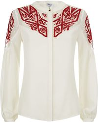Alice By Temperley Dawn Shirt - Lyst