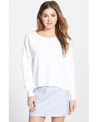 French Connection Women'S 'Miami Mozart' Cotton Sweater - Lyst