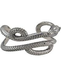 Theo Fennell - Women's Alias Large Mamba Snake Cuff Bracelet - Lyst