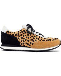 Loeffler Randall Rio Runner Sneaker - Lyst