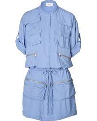 Paul & Joe Cargo Dress - Lyst
