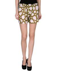 Unique Shorts - Lyst