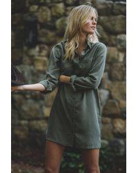 Faherty Brand - Sunset Safari Dress - Lyst