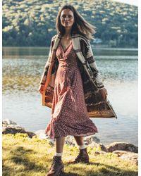 Faherty Brand - Rosabel Wrap Dress - Lyst