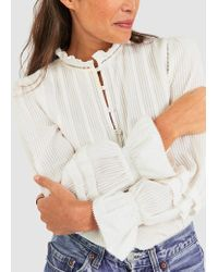 Faherty Brand - Willa Blouse - Lyst