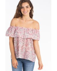 Faherty Brand - Saylor Top - Lyst