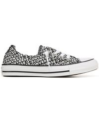 Converse - Chuck Taylor All Star Shoreline Low Top Sneakers - Lyst