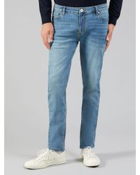 Farah - Drake Stretch Denim - Lyst