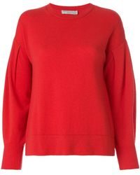 Vince - Cashmere Balloon Sleeve Jumper - Lyst