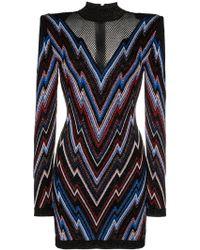 Balmain - Dress Women - Lyst