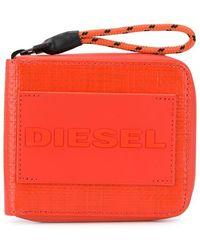 DIESEL - Branded Wallet - Lyst