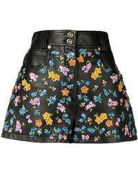 5c0d7817 Women's Versace Shorts Online Sale - Lyst