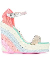 Sophia Webster - Lucita 140 Wedge Sandals - Lyst
