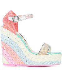 Sophia Webster - Lucita 140 Wedge Sandals - Lyst