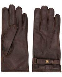 Belstaff - Buckle Strap Gloves - Lyst