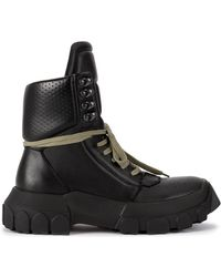 Rick Owens - Lace-up Boots - Lyst