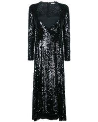 Nina Ricci - Vestido con escote pronunciado - Lyst